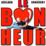 Affiche le Bonheur - les scenes d argens - Molière web